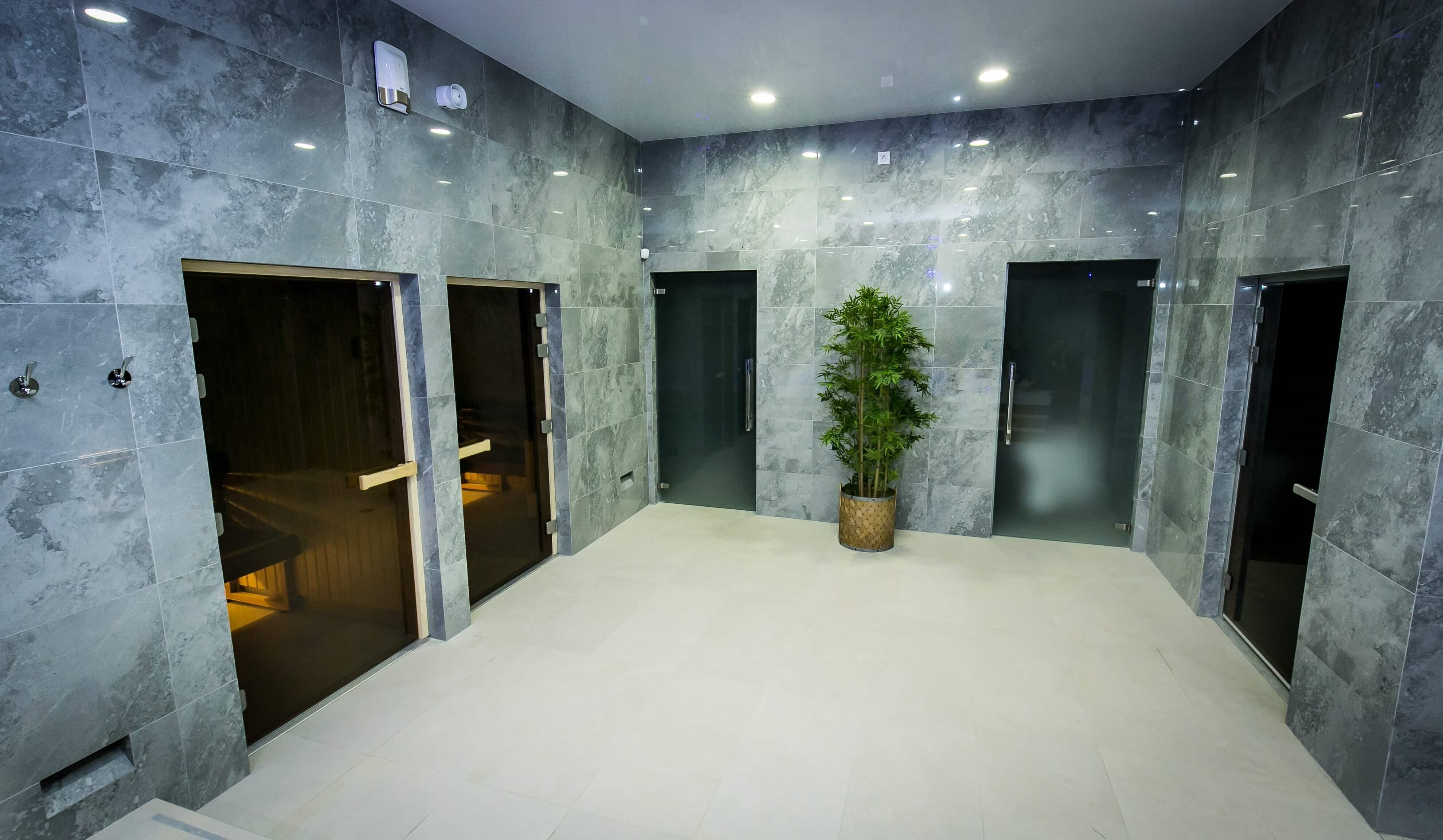 Espace saunas et hammam