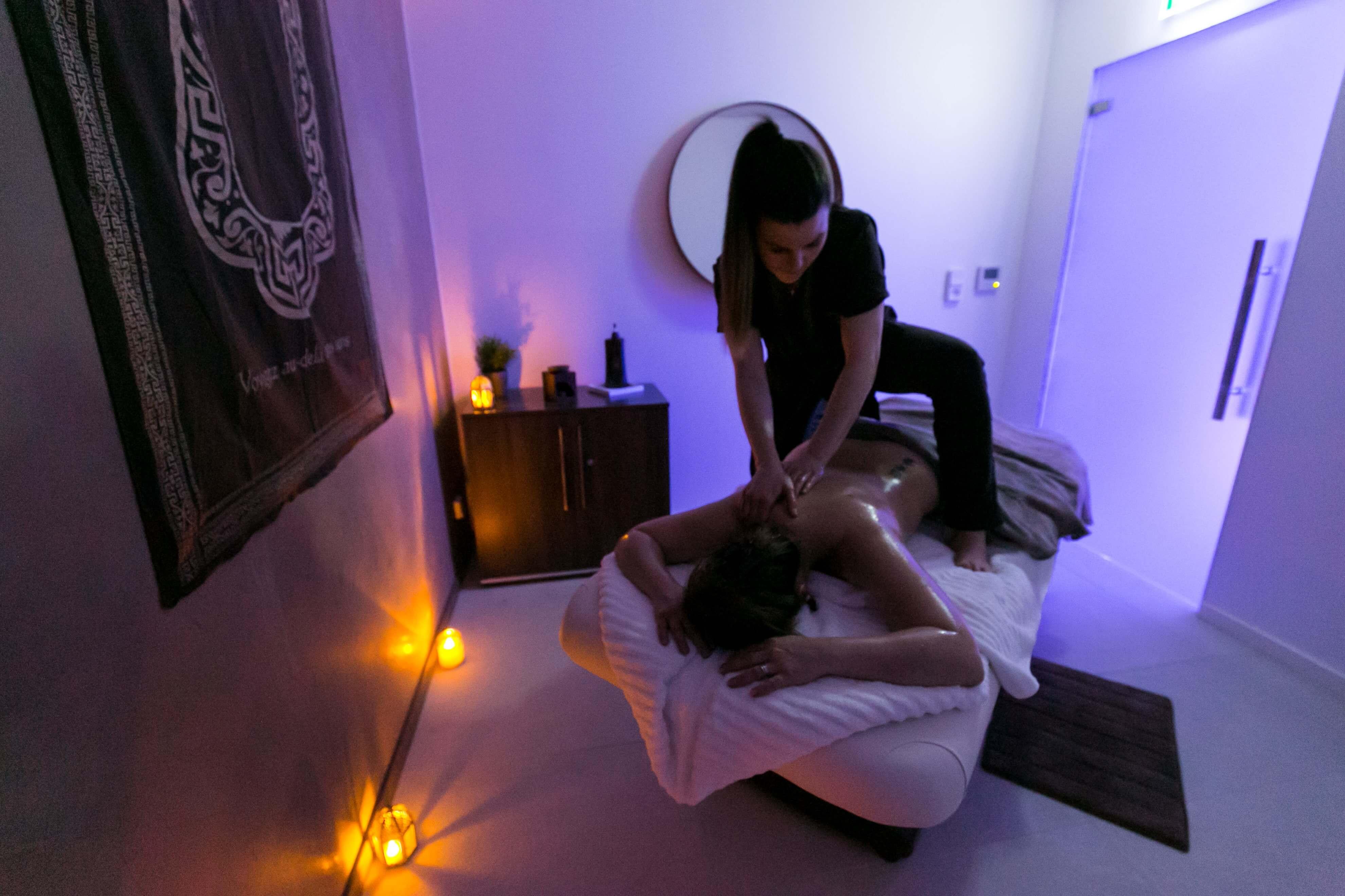 Soins et massages par Mélissa